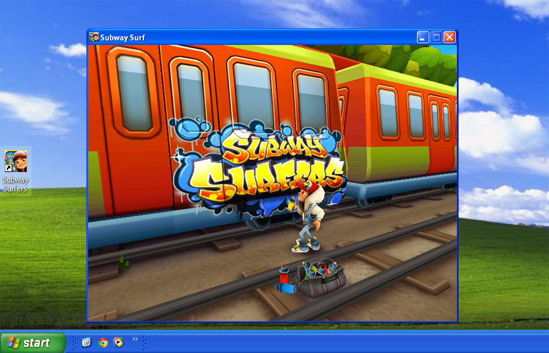 subway surfers free  for windows