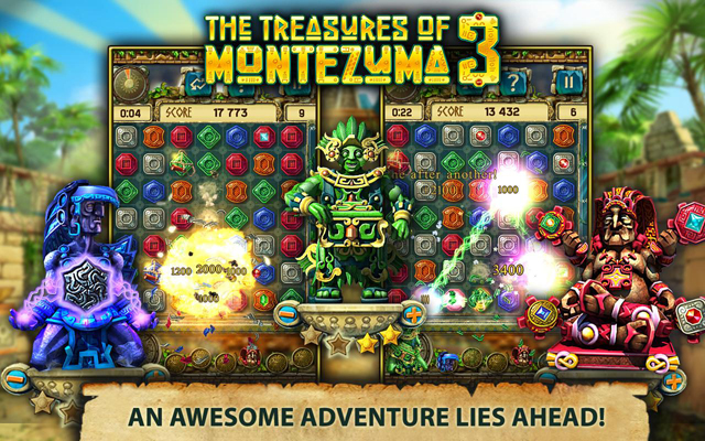 Treasures of montezuma 3