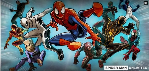 Spider-Man-Unlimited-Game-Review