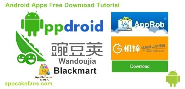 android apps free download tutorial
