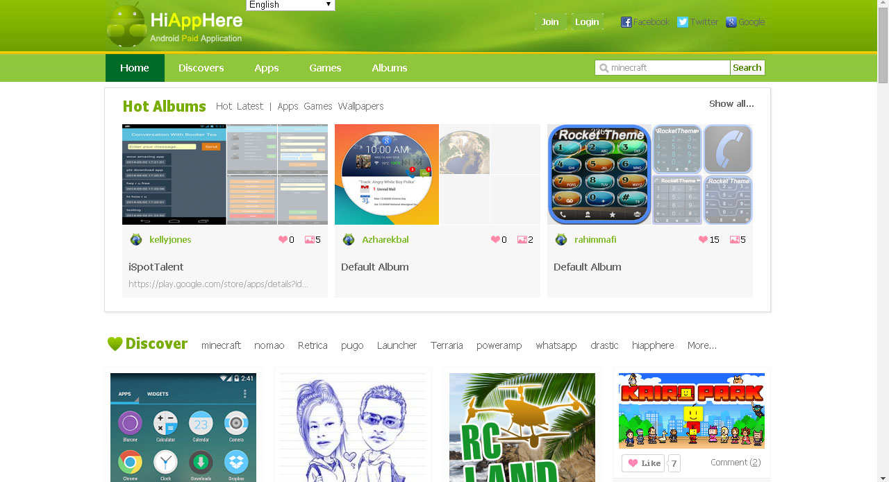 Hiapphere Market Provides Cracked Apps for Android | AppCake Repo