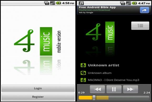 Top 5 Free Android Apps for Downloading Music | AppCake Repo