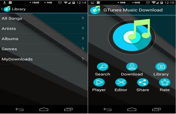 Gtunes-Music-Download