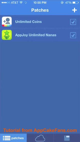 AppJoy hack code