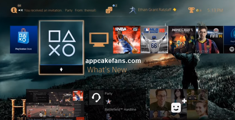 How to Set Wallpaper on PS4