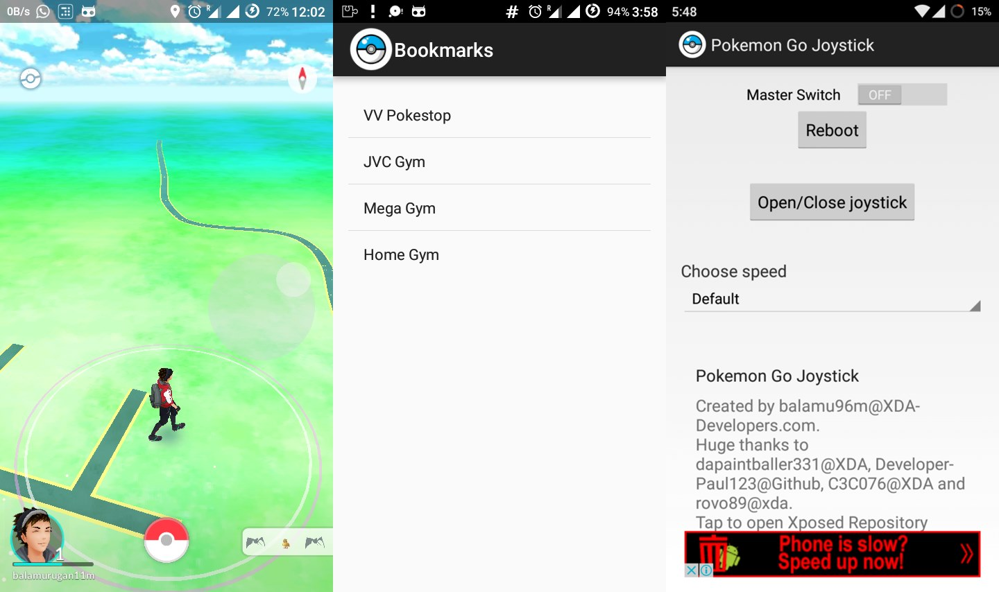 Pokemon Go Android Hack