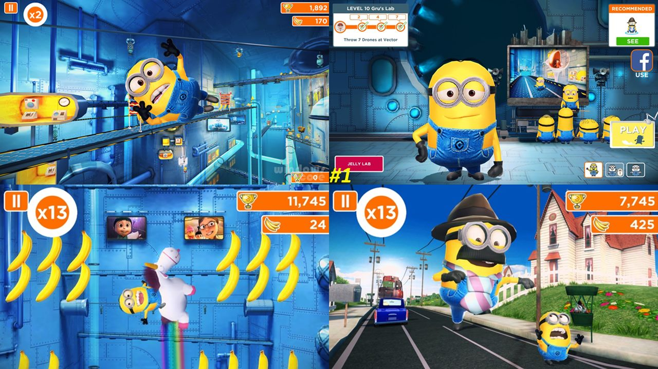 Minion Rush for PC